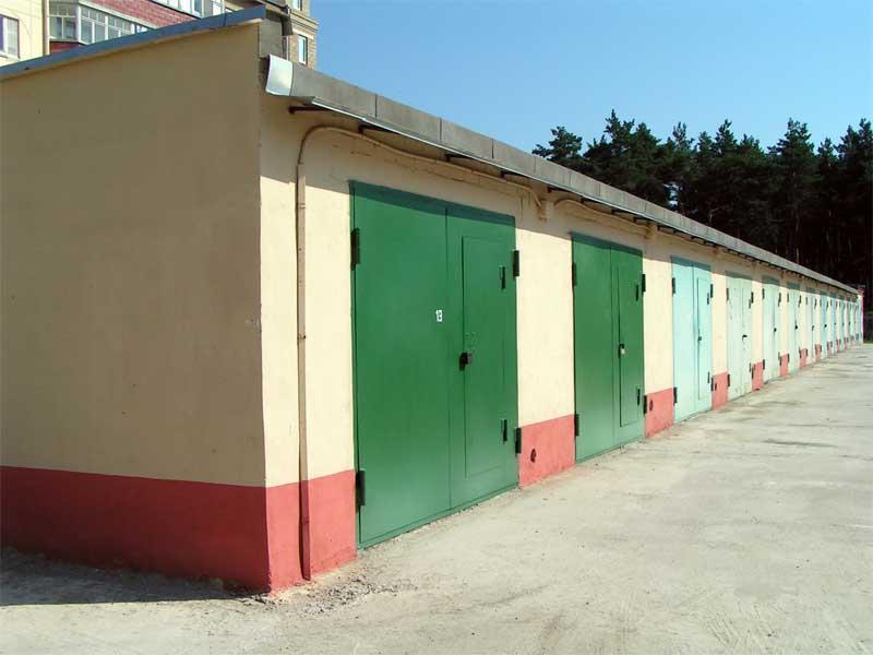 Оценка гаража в Курске