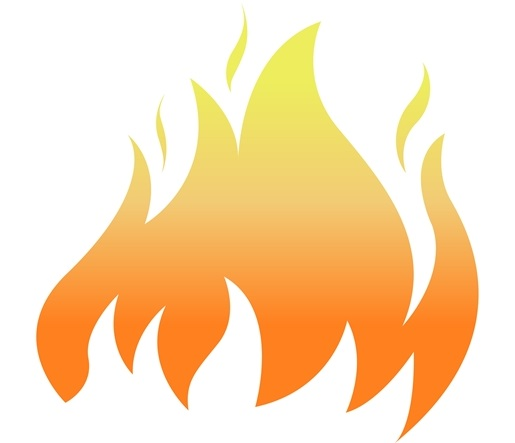 Оценка при пожаре в Курске